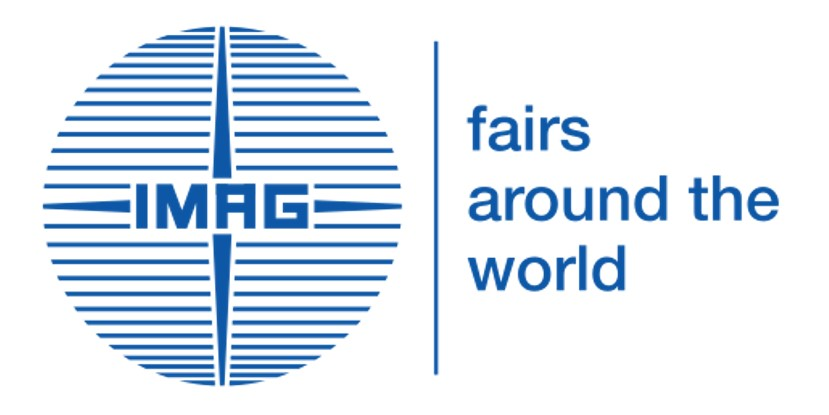 logo IMAG a client of the trade fair consulting team on the topic of exhibition strategy