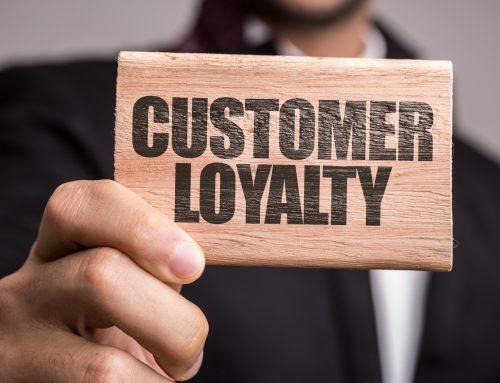 Die Loyalität der Kunden geht zurück