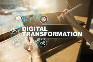 Digital transformation as frame for digital sales